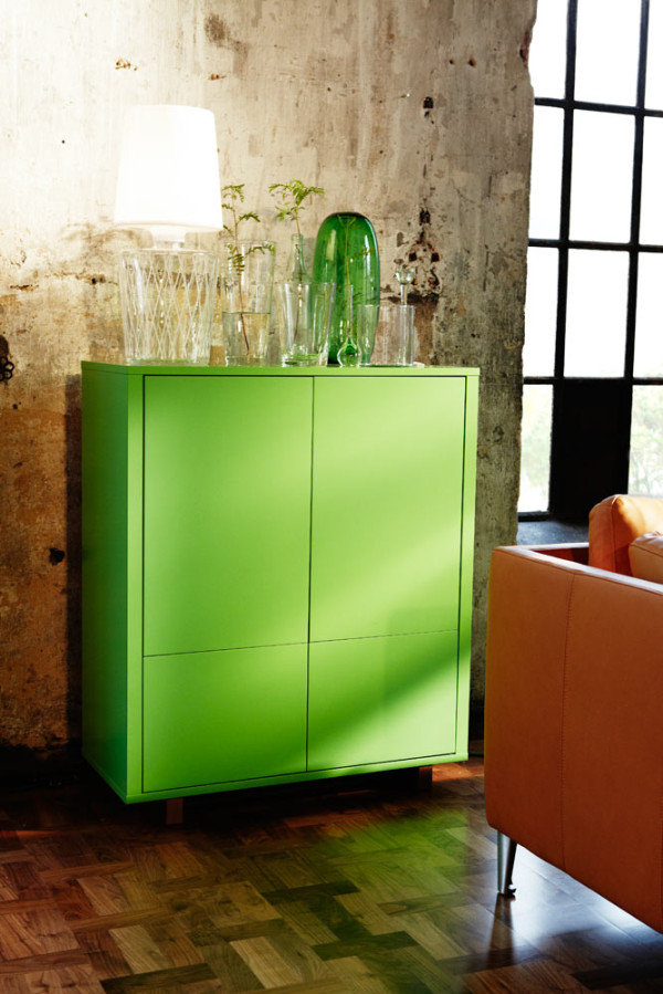 IKEA-Stockholm-Collection-6-green-cab