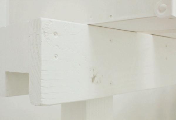 "Jeff Koons ""Gazing Ball (Mailboxes)"" (detail) © Jeff Koons. Courtesy David Zwirner Gallery"