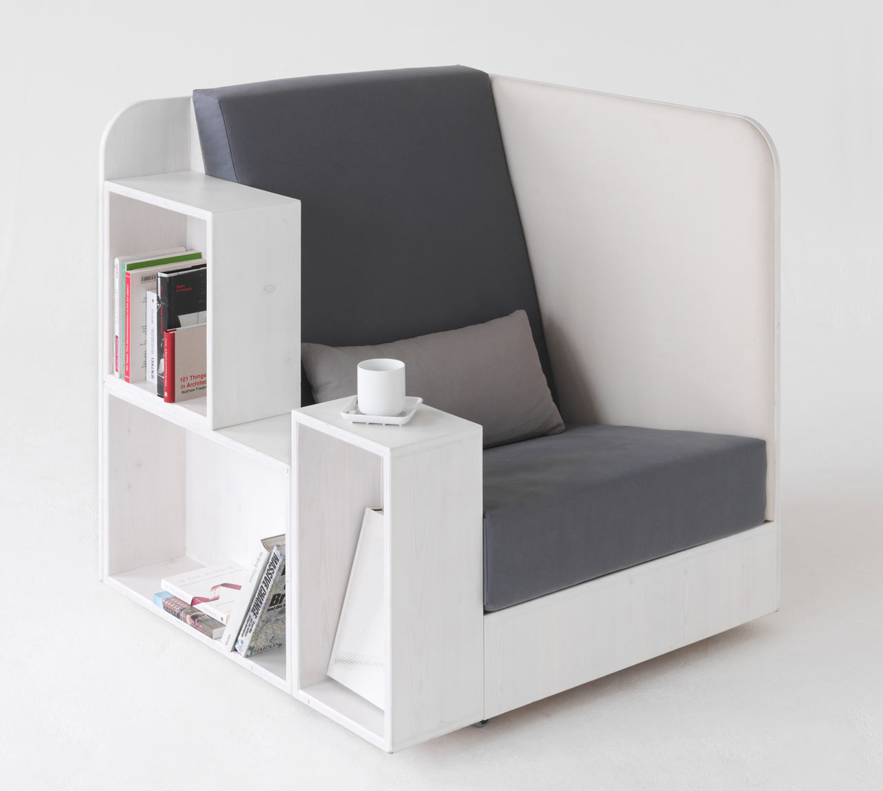 Open Book Chair By TILT ...