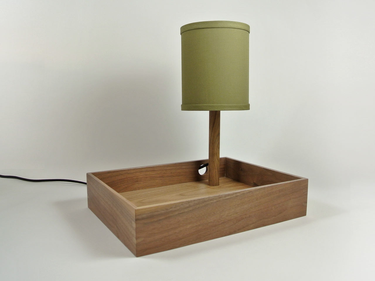 Perch Lamp and Tray Series by Dino Sanchez