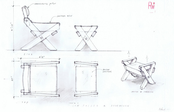 Roman-Williams-MatterMade-10-drawing-Chair