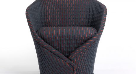 Talma Lounge Chair by Benjamin Hubert for Moroso
