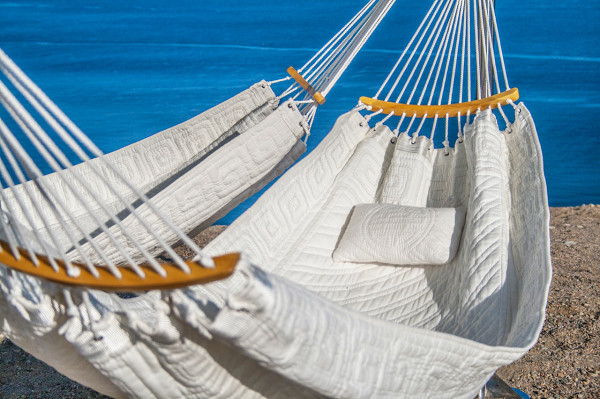 Triple Hammock from Trinity Hammocks - Design Milk