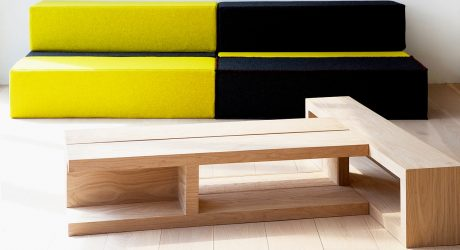 ZIG Modular Furniture by Cezign