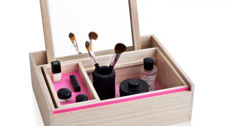 Balsabox Modern Jewelry Box by Nomess Copenhagen