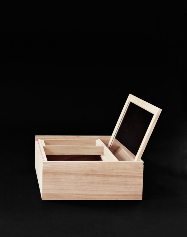 Balsabox Modern Jewelry Box by Nomess Copenhagen in style fashion main home furnishings  Category
