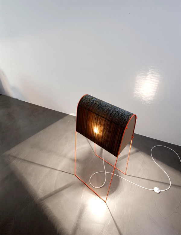 Zigzäg Grandma Lamp by Nico Goebel in main home furnishings  Category