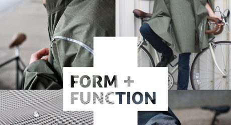 Form + Function with Cleverhood (Win a Modern Rain Cape!)