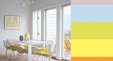 Beach House Interior Design by Alexandra Angle