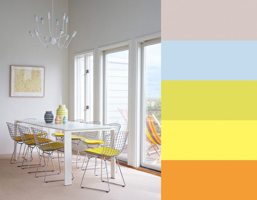 Beach house interior design by alexandra angle design milk - Beach house paint colors interior ...