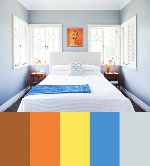 Bedrooms Photographed by Toby Scott in main interior design  Category