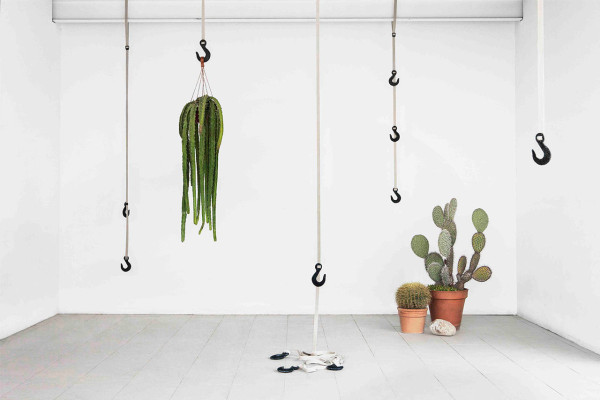 Grapple Coat Hanger Made from Grass in main home furnishings  Category