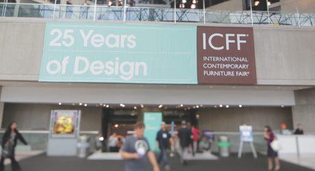 Watch: ICFF 2013 [VIDEO]