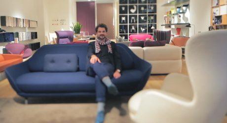 Watch: Jaime Hayon for Republic of Fritz Hansen [VIDEO]