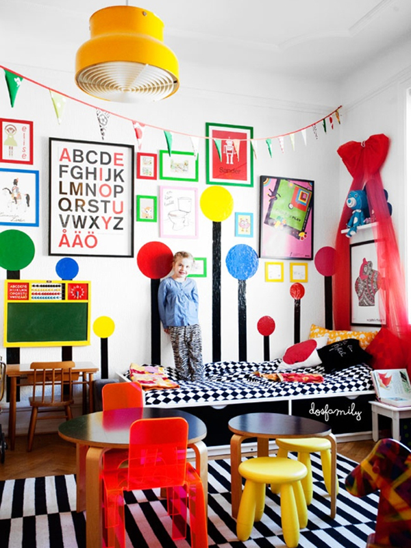 12 Kids Rooms That Make Us Want to Go Back In Time Design Milk