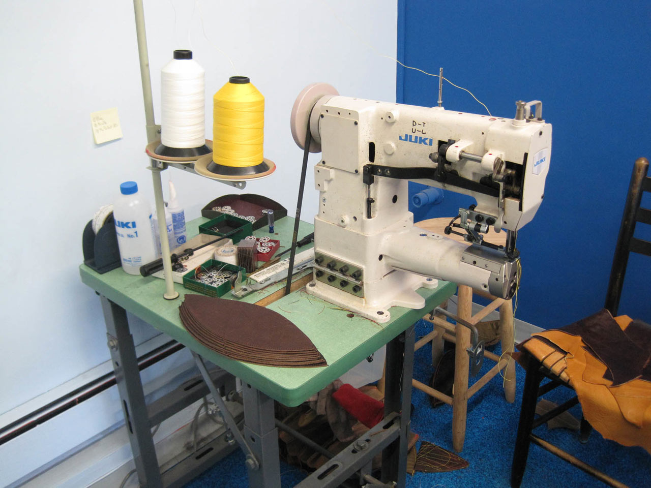 leather-head-sports-workshop-sewing