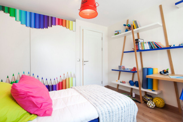 12 Kids Rooms That Make Us Want to Go Back In Time in main interior design  Category