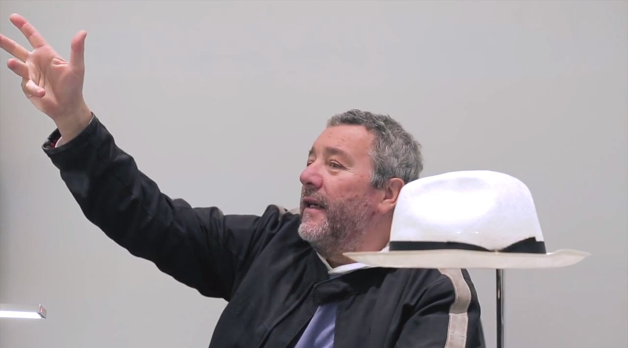 WATCH: Design Milk Talks to Philippe Starck [Video]