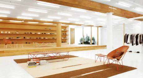 Totokaelo's Fresh New Men's Store