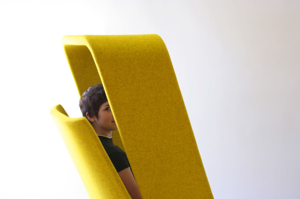 The Best Seat in the House: Windowseat by Mike & Maaike for Haworth in main  Category