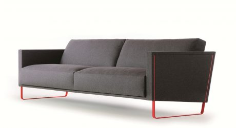 Hush chair from naughtone design milk - Sofa afrika style ...