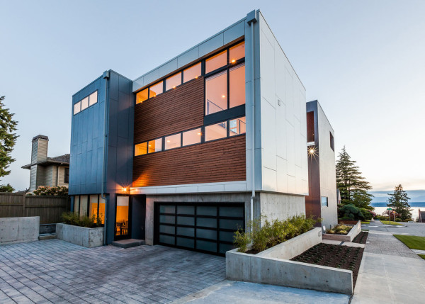 Aurea Residence by Chris Pardo Design: Elemental Architecture in main architecture  Category