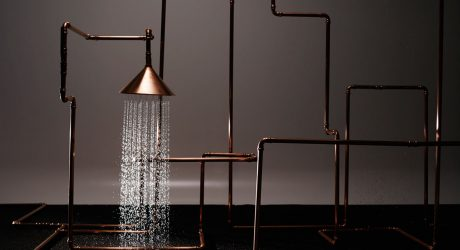 Re-imagined Bath Fixtures by Front and Nendo