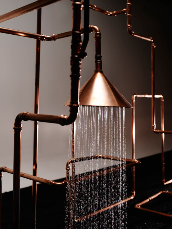 Gentil Stunning Copper Bath Fixtures Pictures Inspiration   Bathtub For .