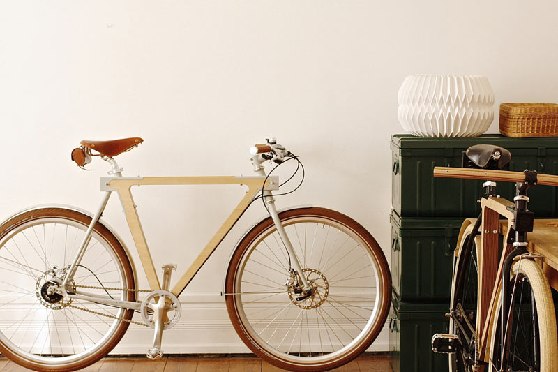 Wood and Steel Bikes by BSG BIKES