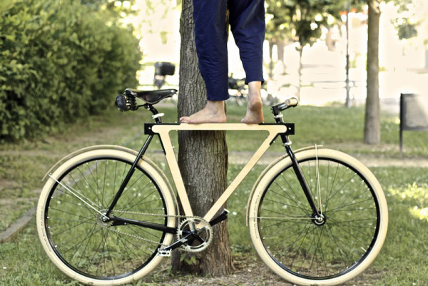 Wood and Steel Bikes by BSG BIKES in style fashion main  Category