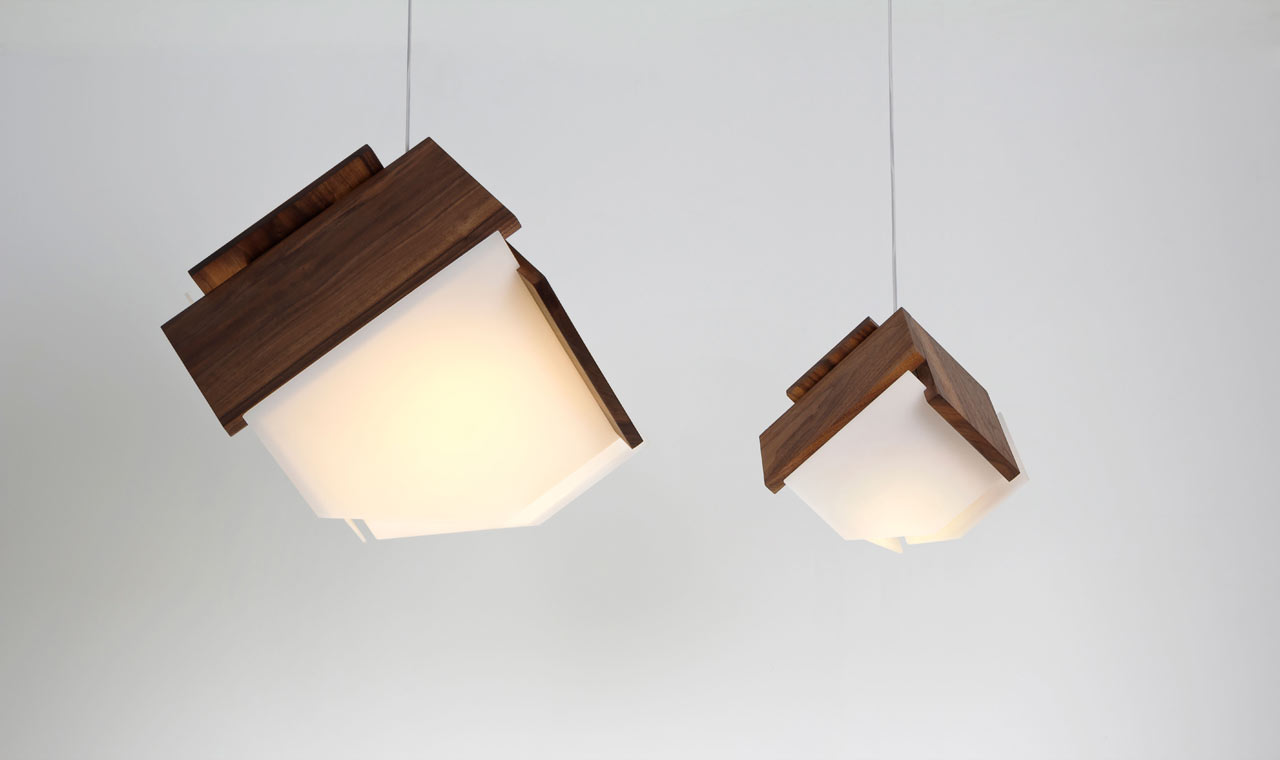 new modern lighting from cerno  design milk - new modern lighting from cerno