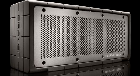 BRAVEN 855s: A Rugged Portable Wireless Speaker