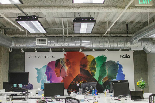 A Day in the Life of Ryan Sims of Rdio in technology main  Category