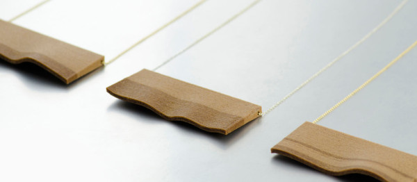 Three variations of the Boreal Necklace