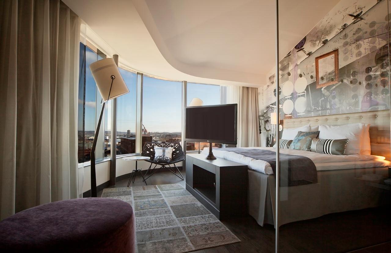 Where Ideas are Born: Radisson Blu Riverside Hotel