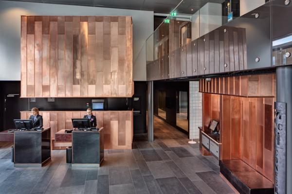 Where Ideas are Born: Radisson Blu Riverside Hotel in main interior design architecture  Category