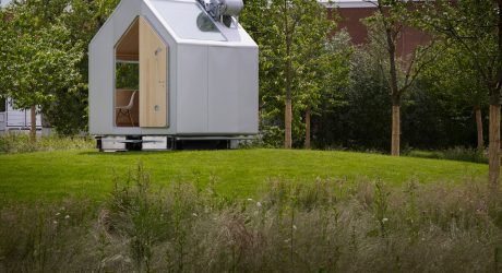 Diogene: A Cabin Designed by Renzo Piano for Vitra