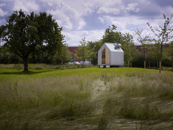 Diogene: A Cabin Designed by Renzo Piano for Vitra in main architecture  Category