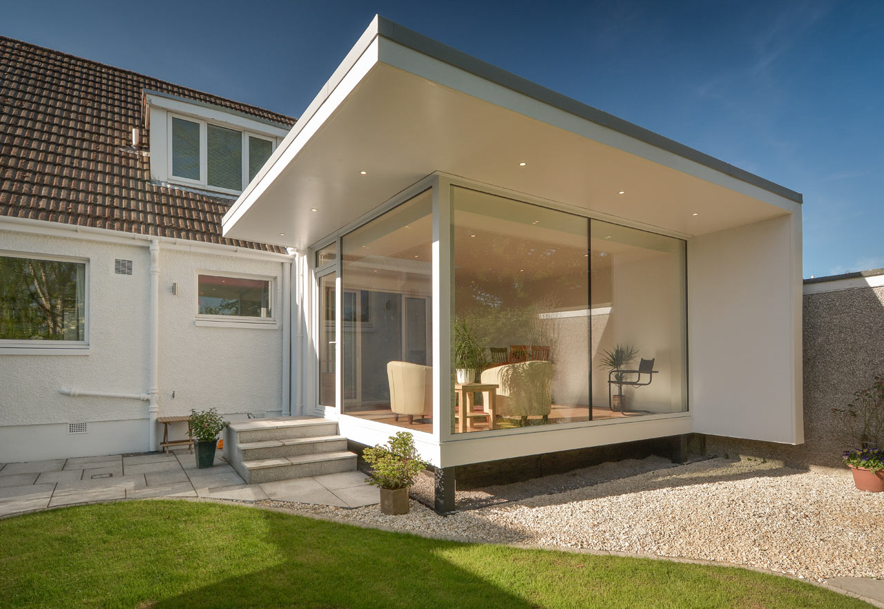 Genial Contemporary Garden Room By Capital A Architecture ...