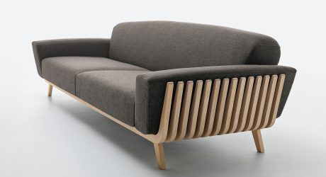 Hamper Sofa from Passoni Nature