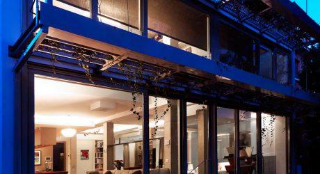 Home and Studio by Iosa Ghini Associati