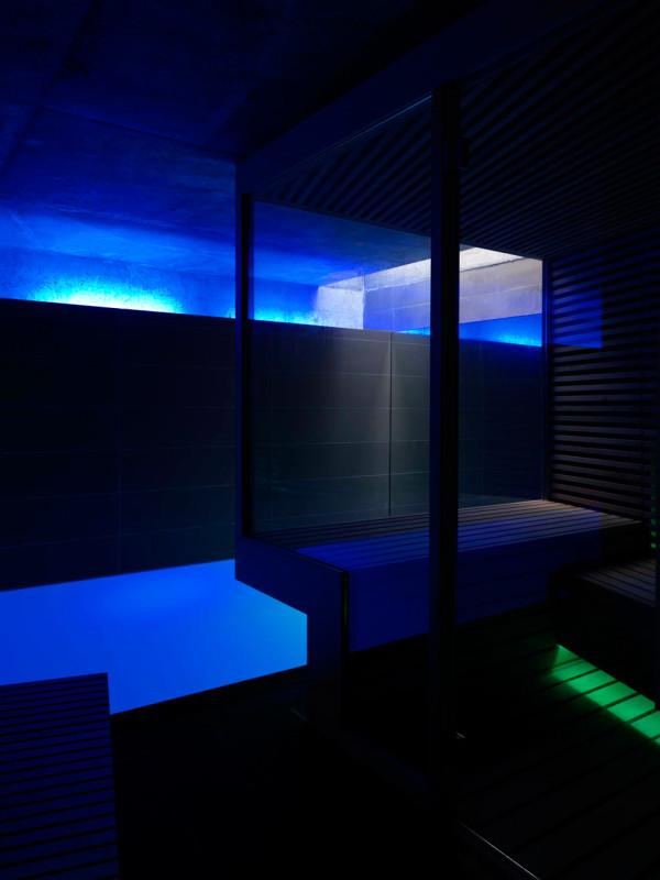 Home and Studio by Iosa Ghini Associati in main interior design architecture  Category