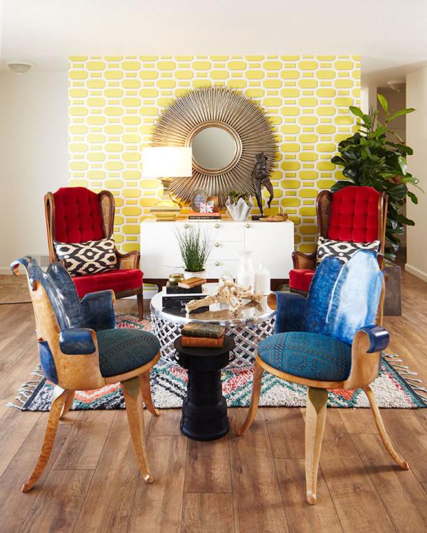 Lisa Bakamis of Lisa Bakamis Interior Design