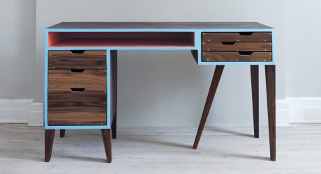 Furniture and Lighting by Kevin Michael Burns