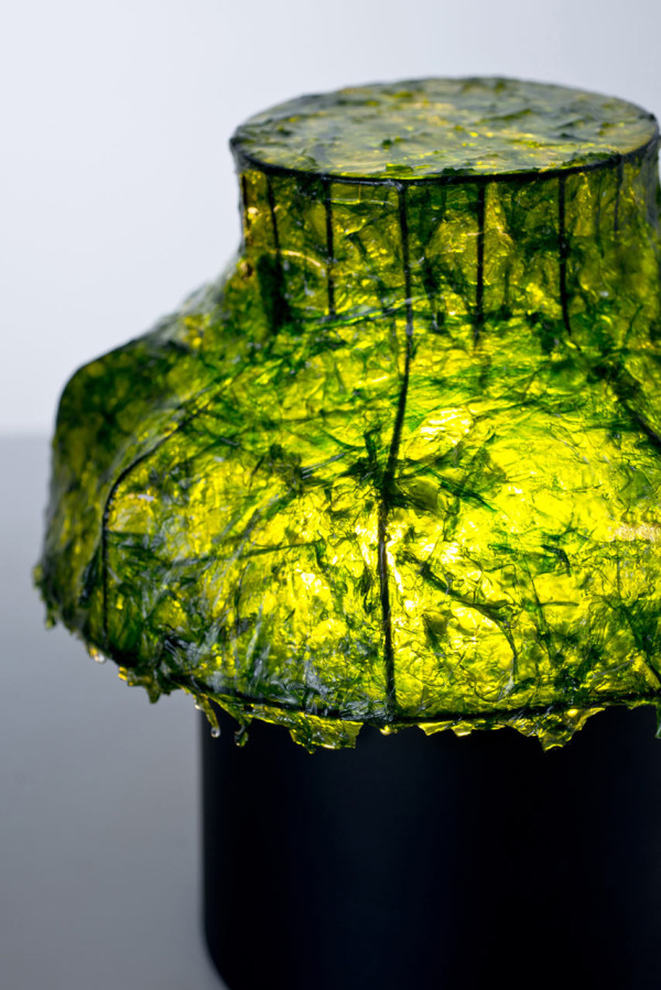 Lamps Made of Seaweed by Nir Meiri in main home furnishings  Category