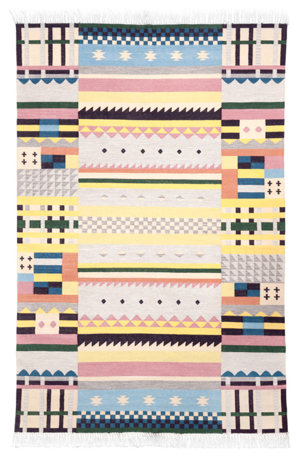 NES Rug Oyyo Swedish Textile Design