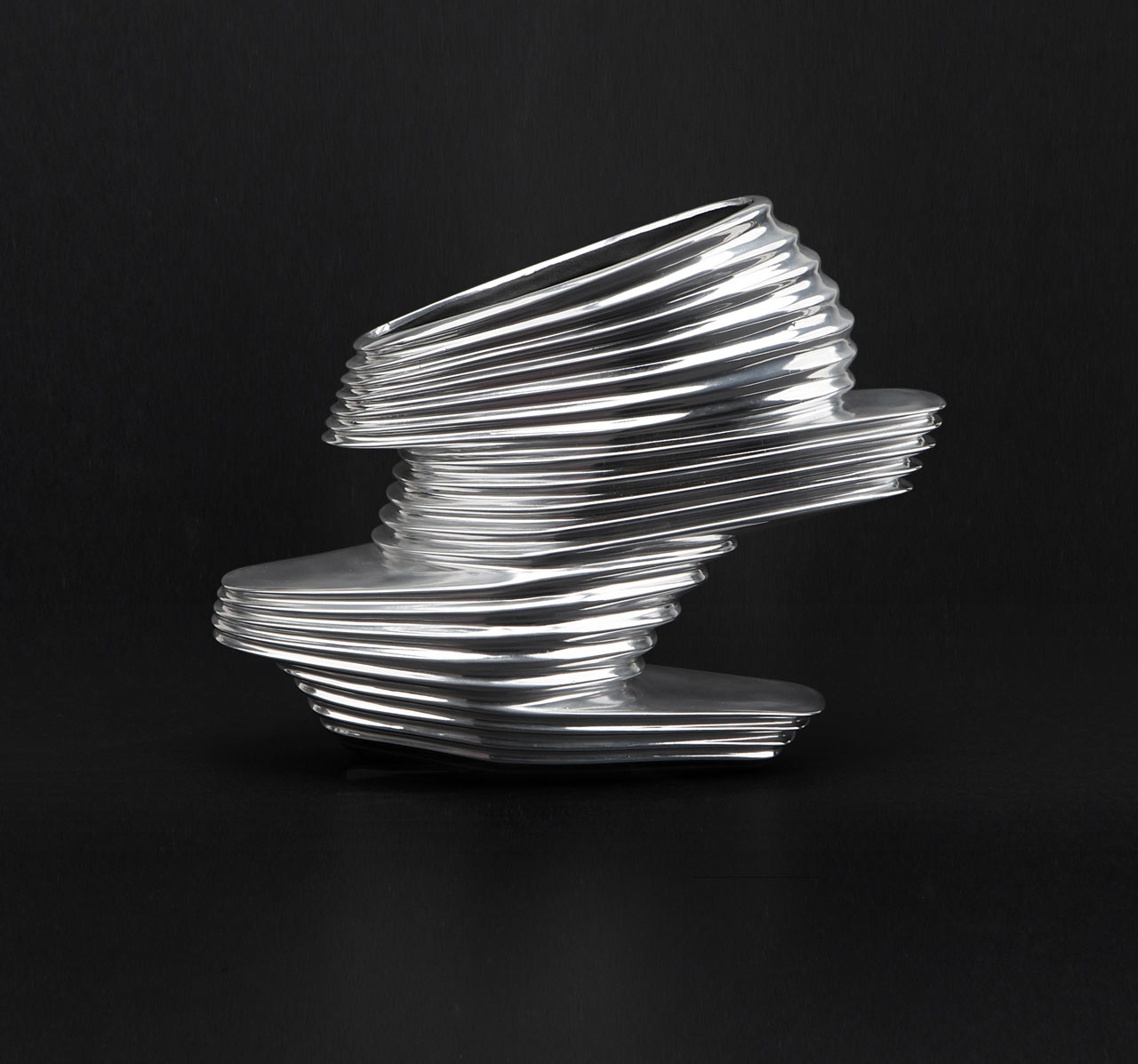 Zaha Hadid X United Nude Architectural Nova Shoe Design Milk
