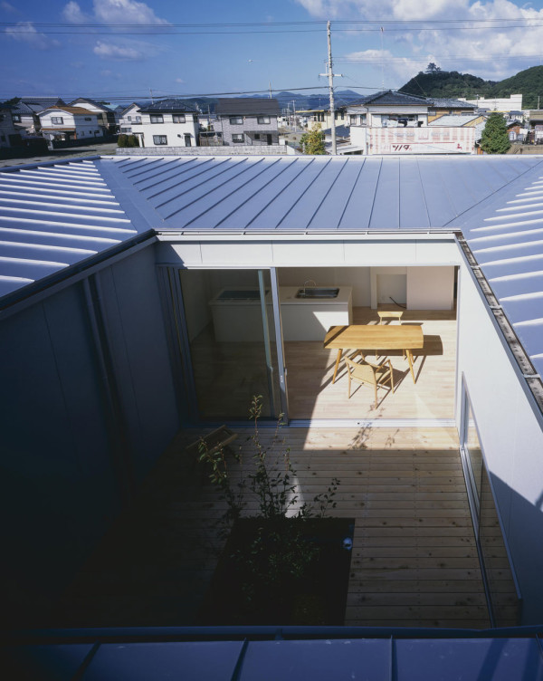 Curved House in Naruto by Naoko Horibe in main architecture  Category