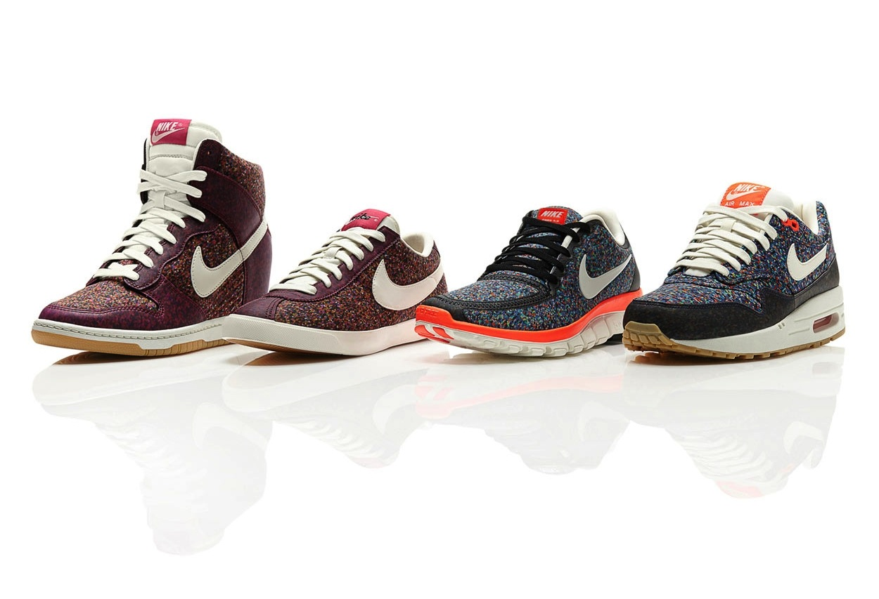 Nike x Liberty of London Women's Collection Design Milk
