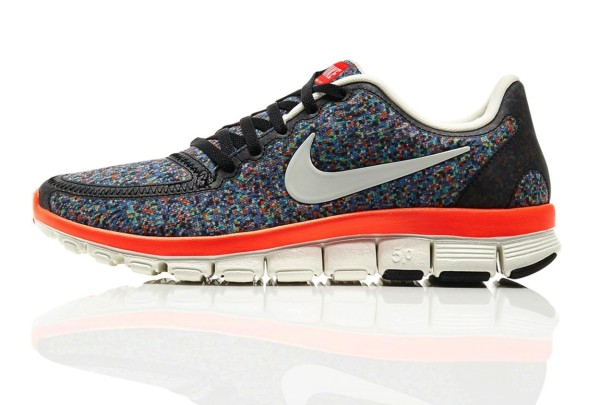 low priced db55a cf81a ... coupon code womens nike free run 5.0 liberty running shoes c8e05 72314